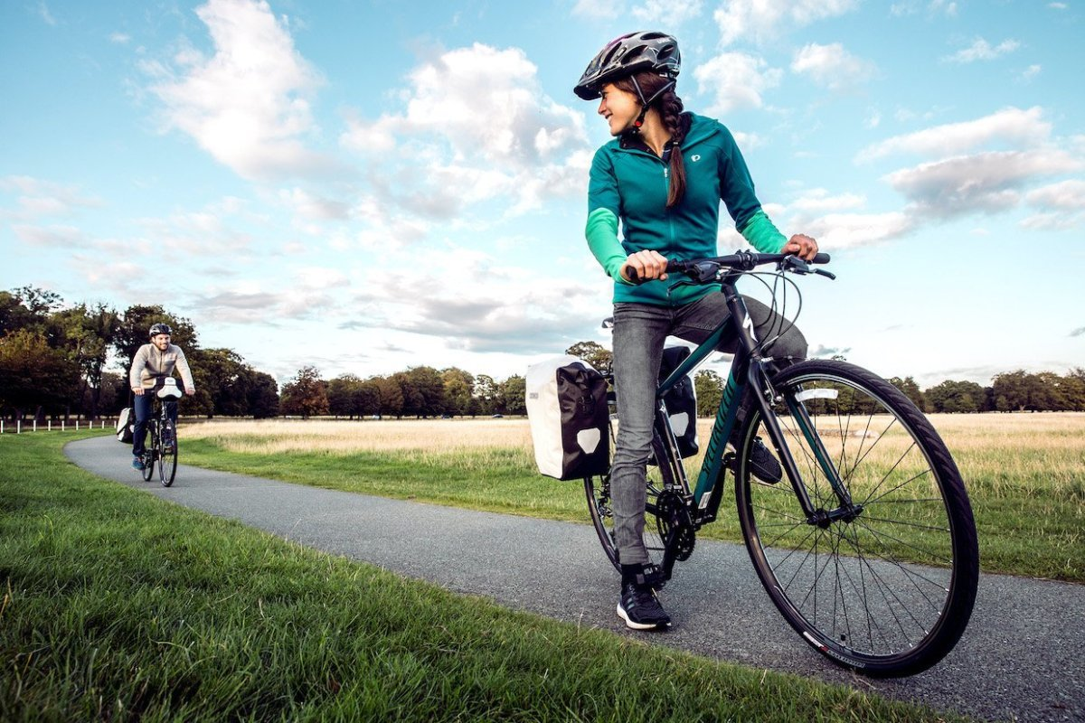Ortlieb-Back-Roller City, Fahrradtaschen
