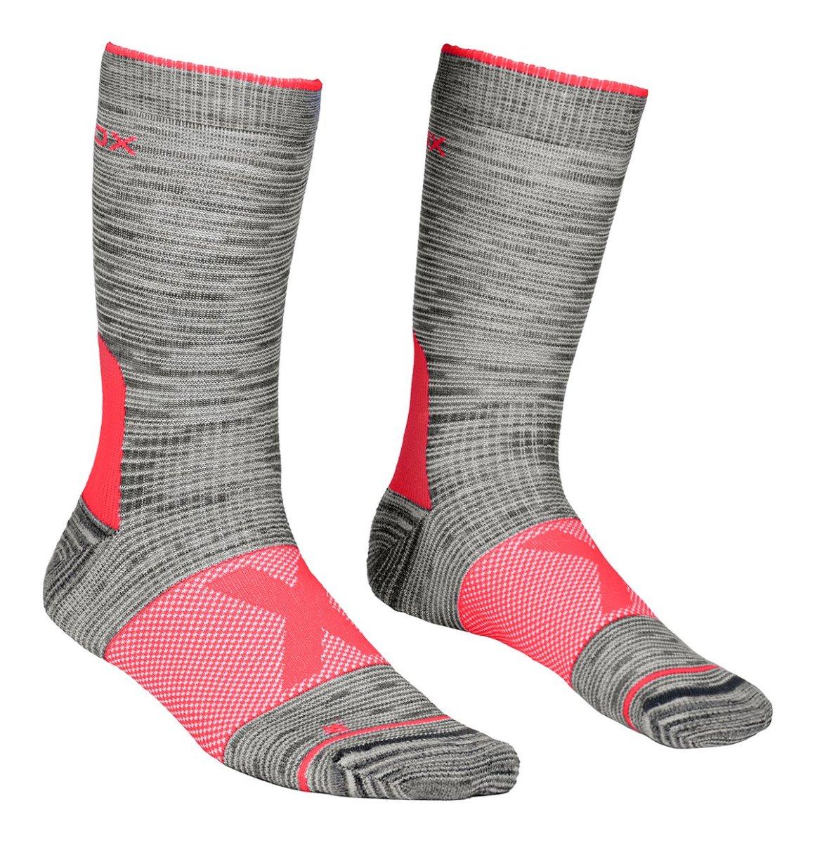 Ortovox - ALPINIST MID SOCKS - Bequeme, technische Merino-Socken für Frauen