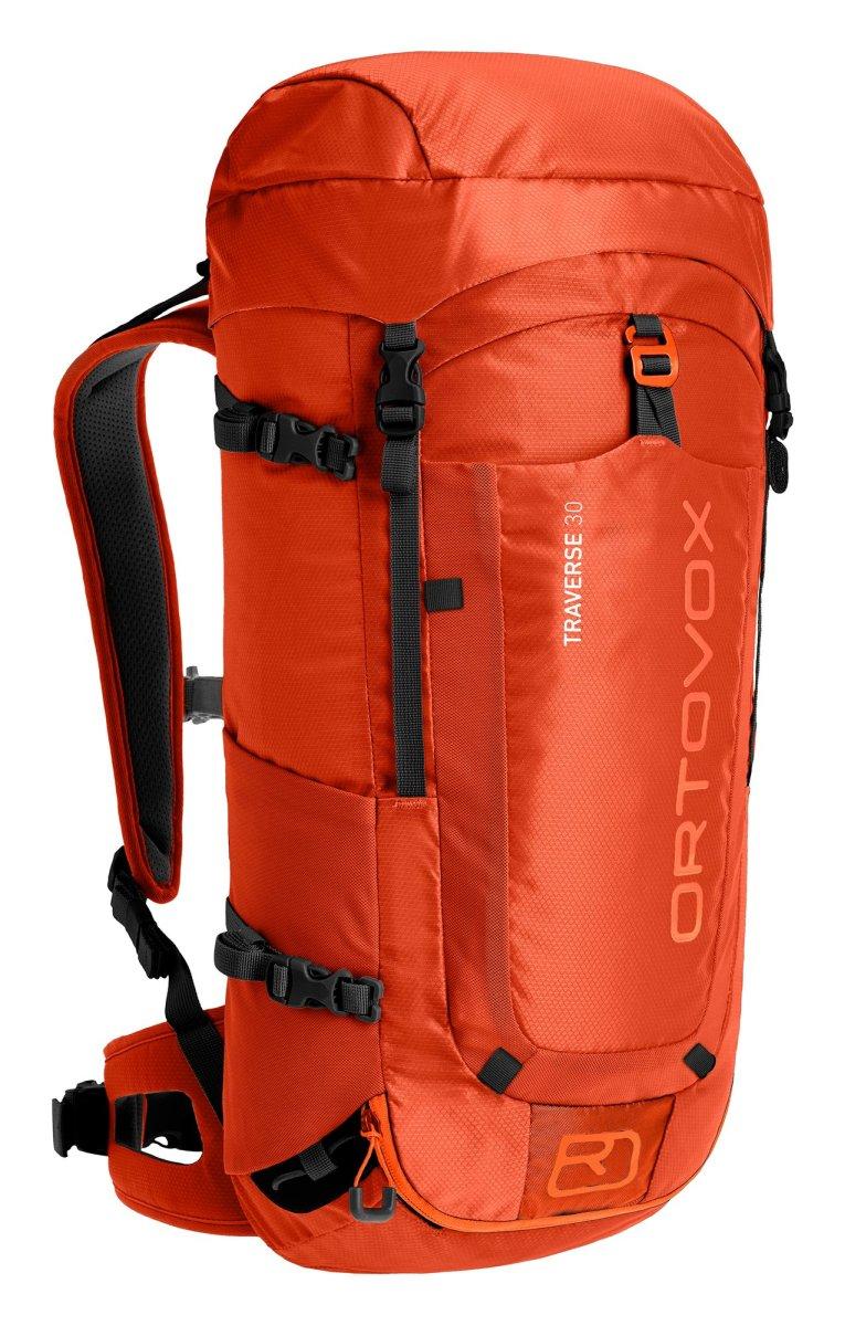 Ortovox - TRAVERSE 30 - Vielseitiger, funktionaler und bequemer Bergrucksack für das ganze Jahr