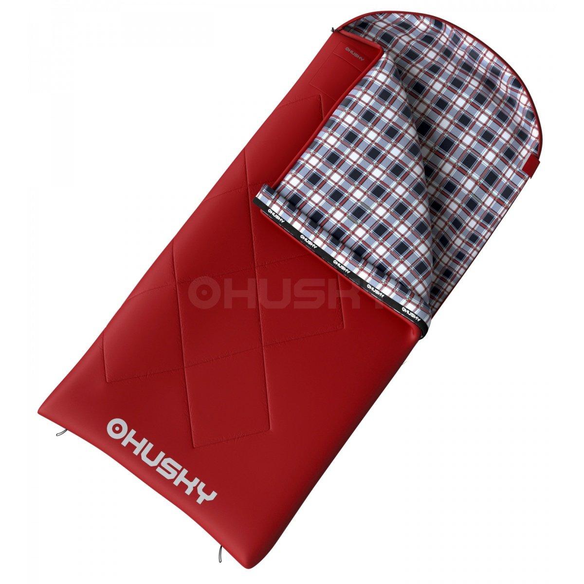 Husky - Kids Galy Red, Deckenschlafsack für Kinder