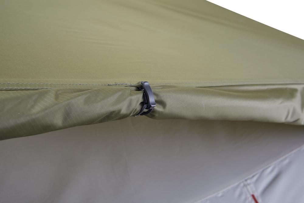 Nordisk - Telemark 2.2 PU, Zwei-Personen Zelt