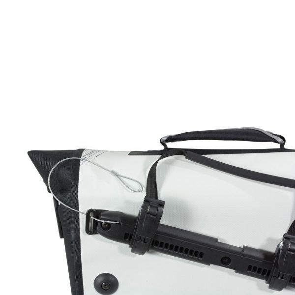 Ortlieb - Diebstahlsicherung für QL2/QL2.1 Taschen, Sicherungskabel