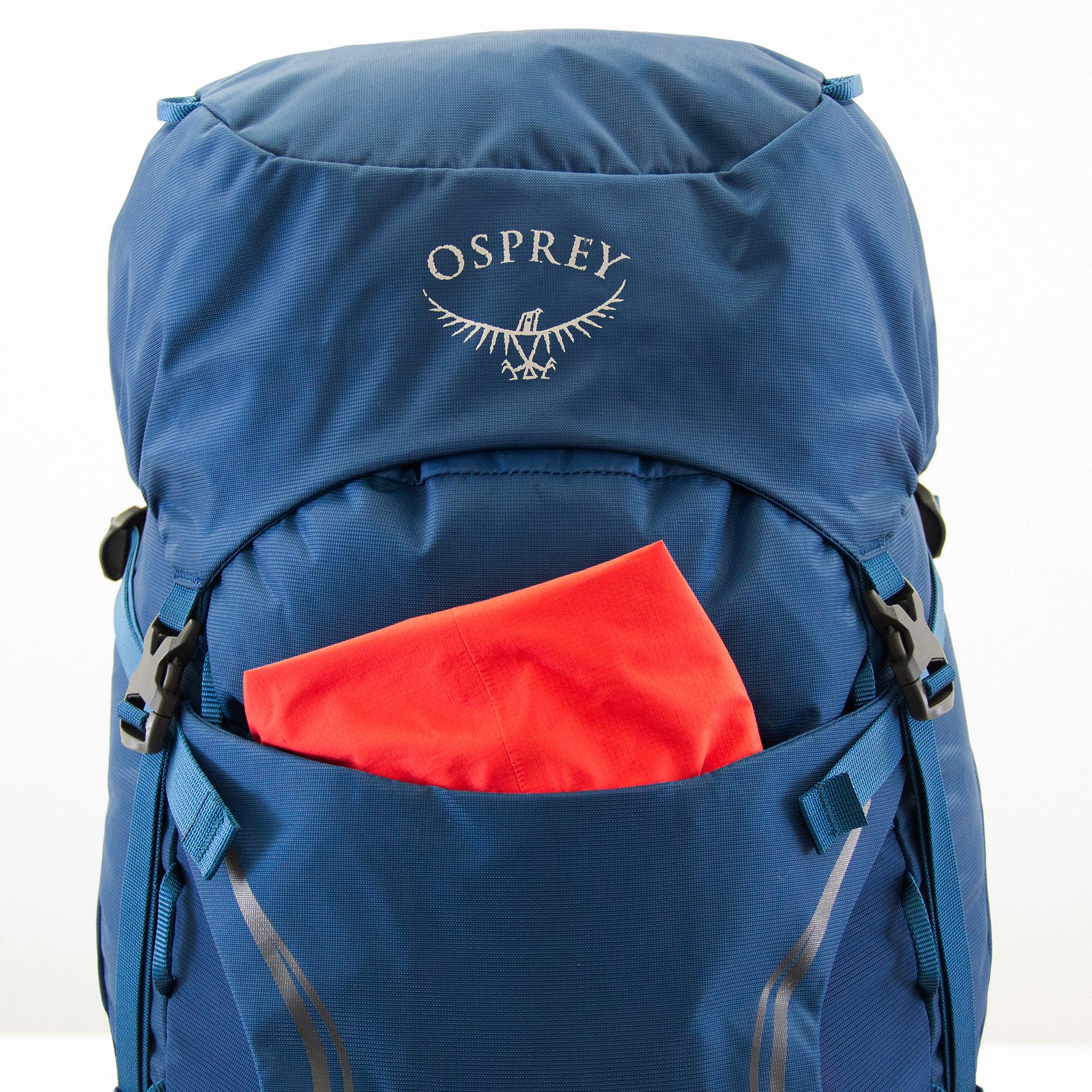 Osprey - Kestrel 48, Mehrtages-Trekkingrucksack für Männer