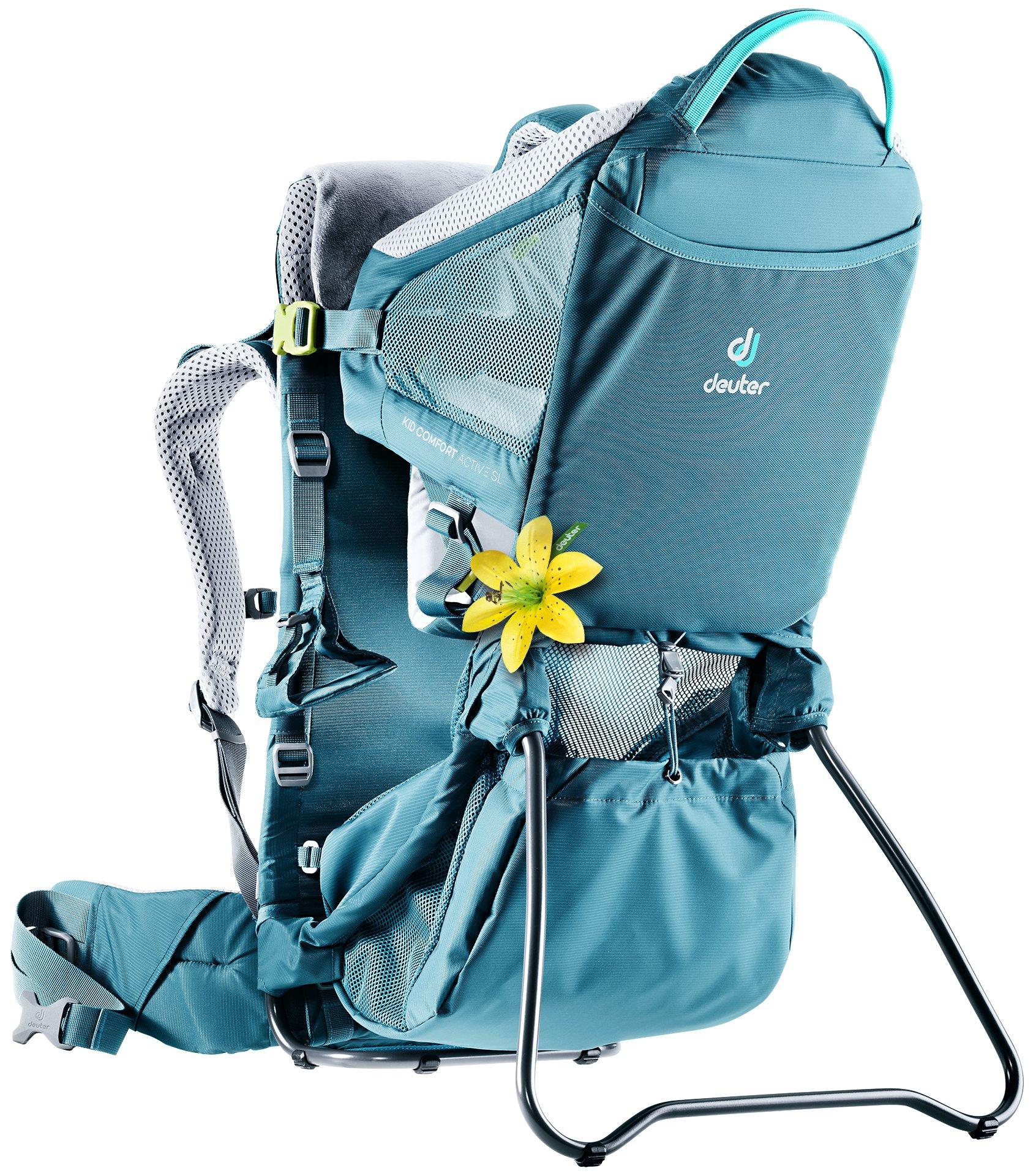 Deuter - Kid Comfort Active SL, Kindertrage