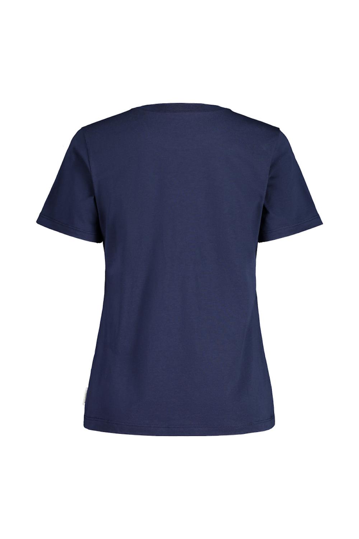 Maloja VogelbeereM. Night Sky T-Shirt, Rückansicht
