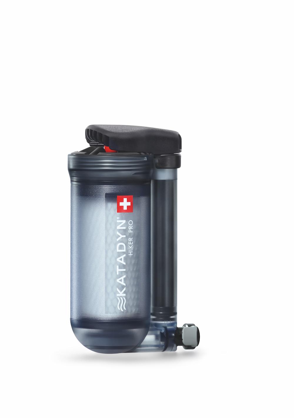 Katadyn - Hiker Pro Transparent, Wasserfilter