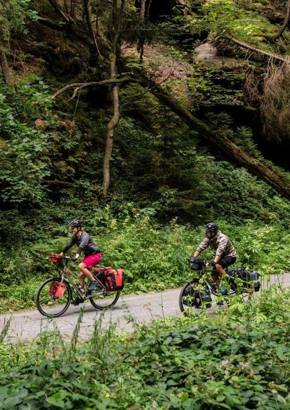 Ortlieb - Fork-Pack Plus, Fahrradtasche