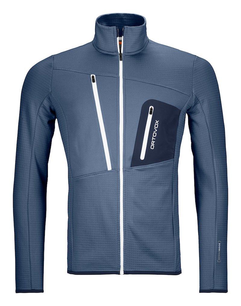 Ortovox - Fleece Grid Jacket M, Fleecejacke