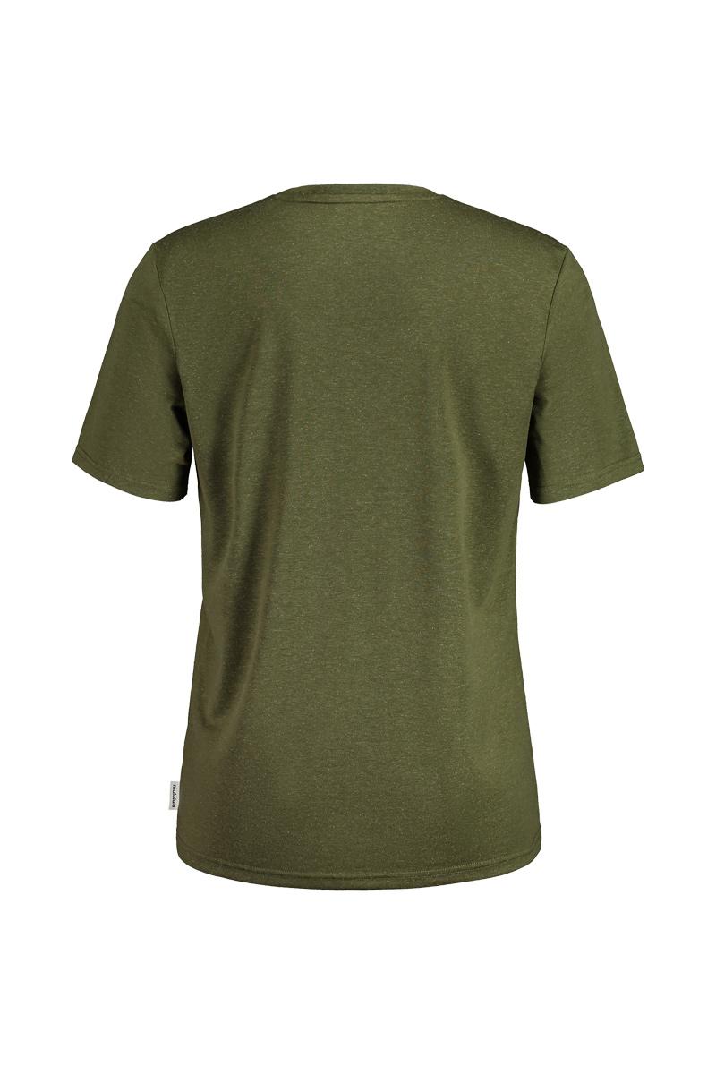 Maloja EberescheM. Moss T-Shirt, Rückansicht