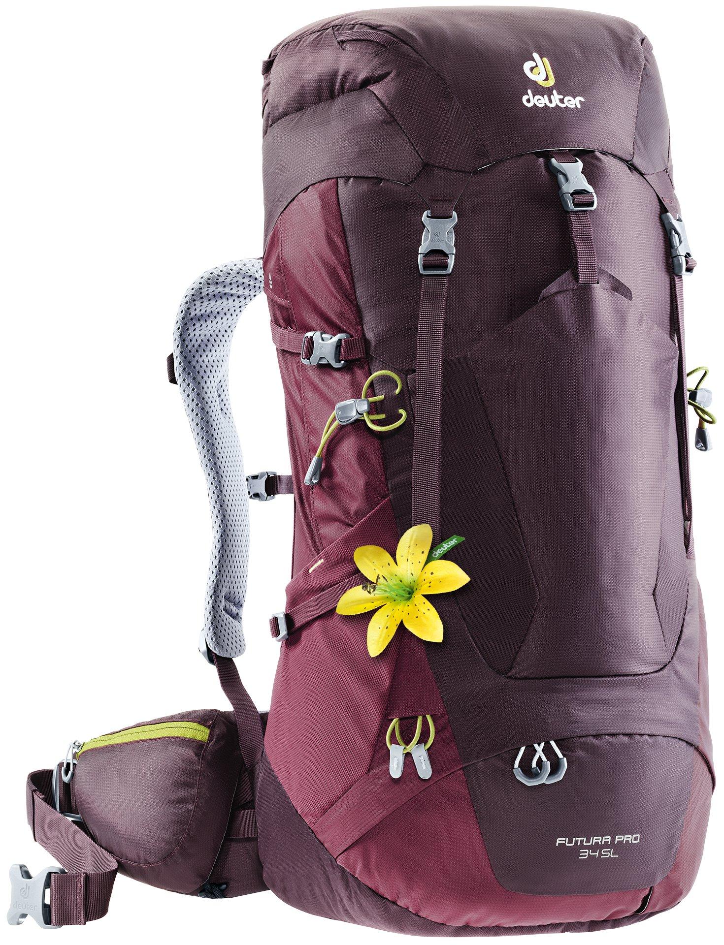 Deuter - Futura Pro 34 SL, Wanderrucksack für Frauen