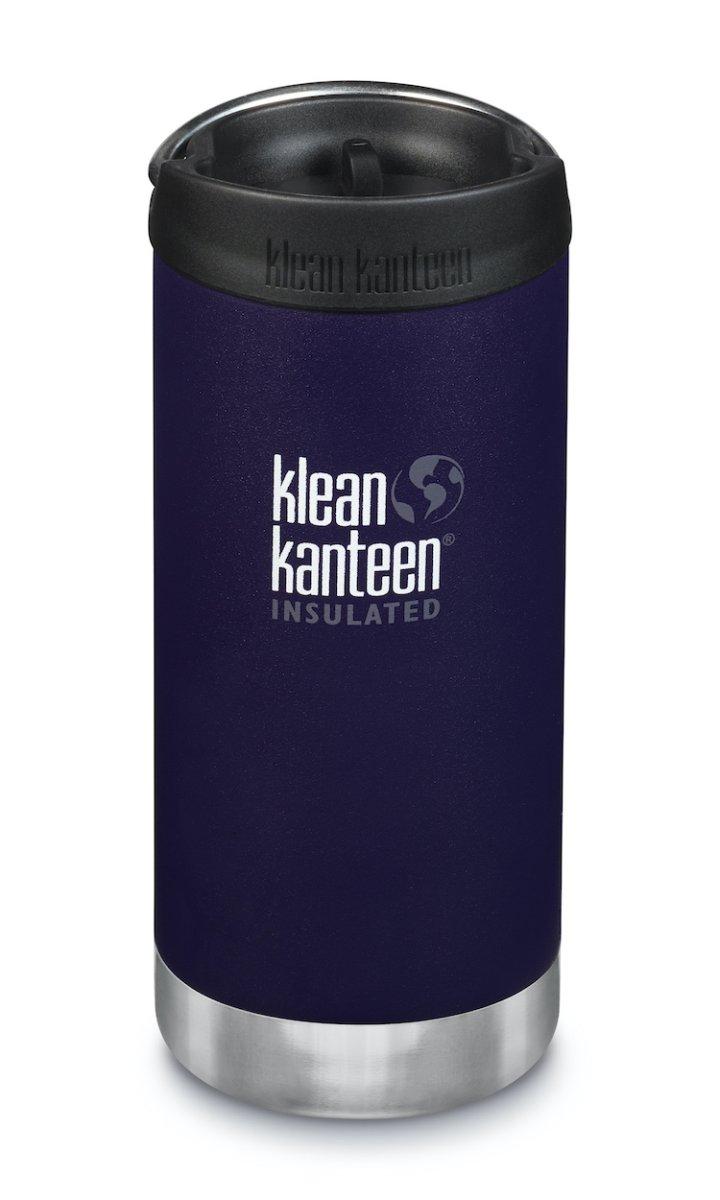 Klean Kanteen TK Wide, vakuumisoliert, Café Cap - Isolierflasche