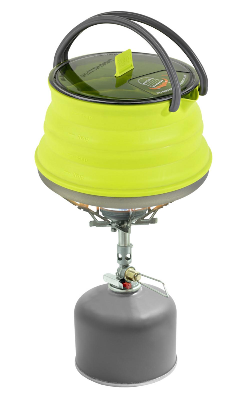 Sea to Summit - X-Pot Kettle 1.3 Liter, Zwei-Personen-Kessel