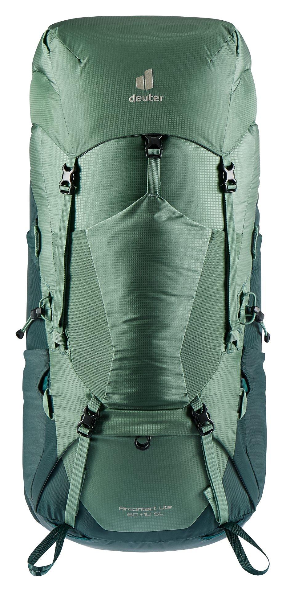 Deuter - Aircontact Lite 60 + 10 SL, Trekkingrucksack für Frauen