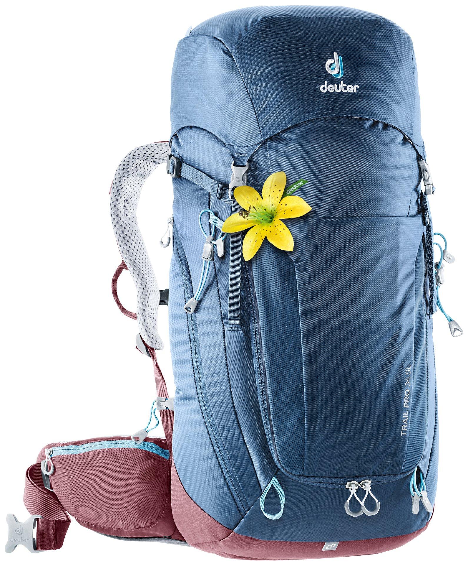 Deuter - Trail Pro 34 SL, Wanderrucksack für Frauen