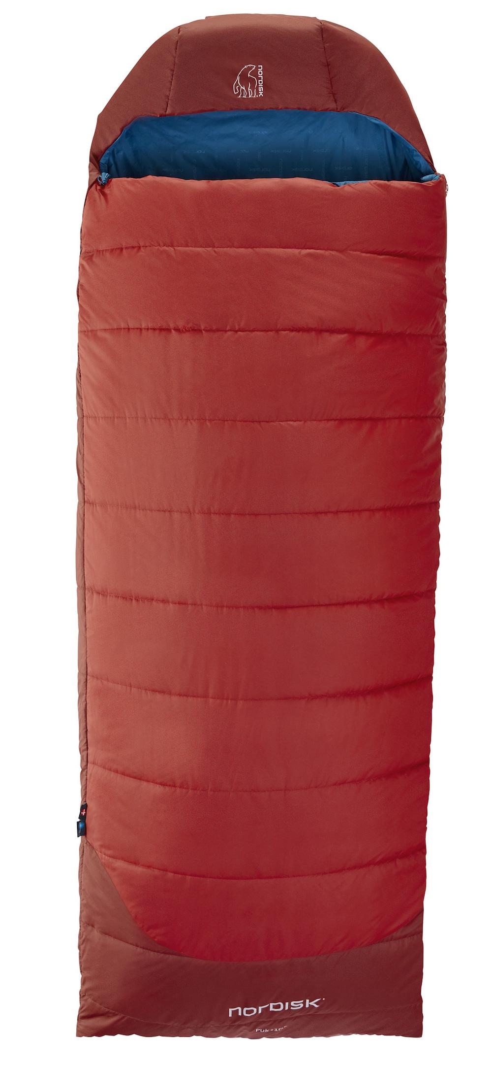 Nordisk - Puk +10° Blanket, Sommerschlafsack