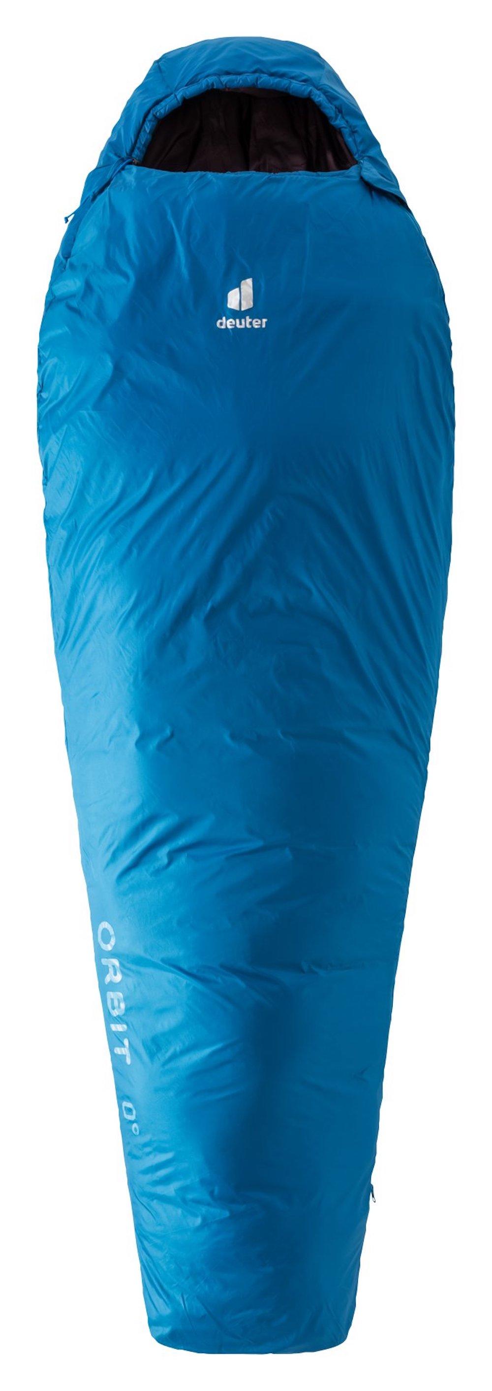 Deuter - Orbit 0° SL / Zip left, Kunstfaserschlafsack für Frauen
