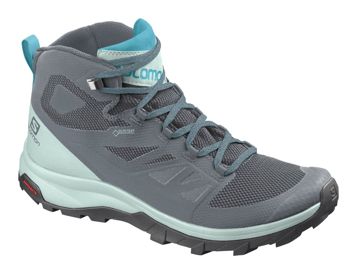 Salomon OUTline Mid GTX W - Damen