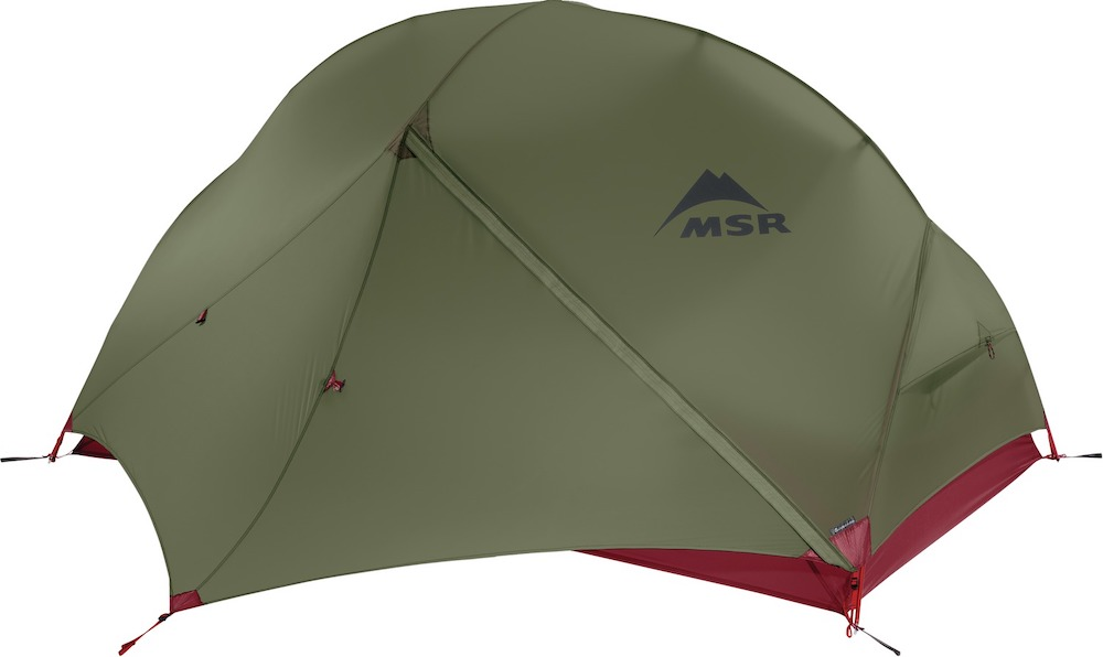 MSR - Hubba Hubba™ NX 2, Ultraleichtes Zwei-Personen-Zelt