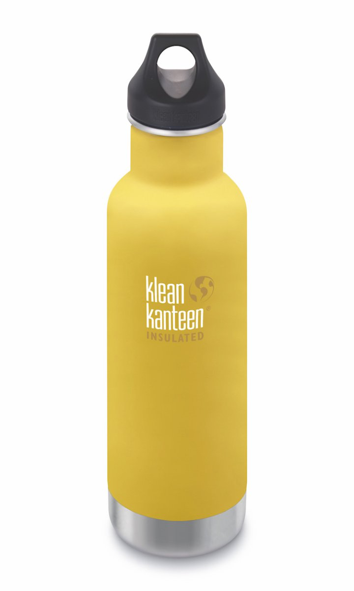 Klean Kanteen Classic - vakuumisoliert, Isolierflasche