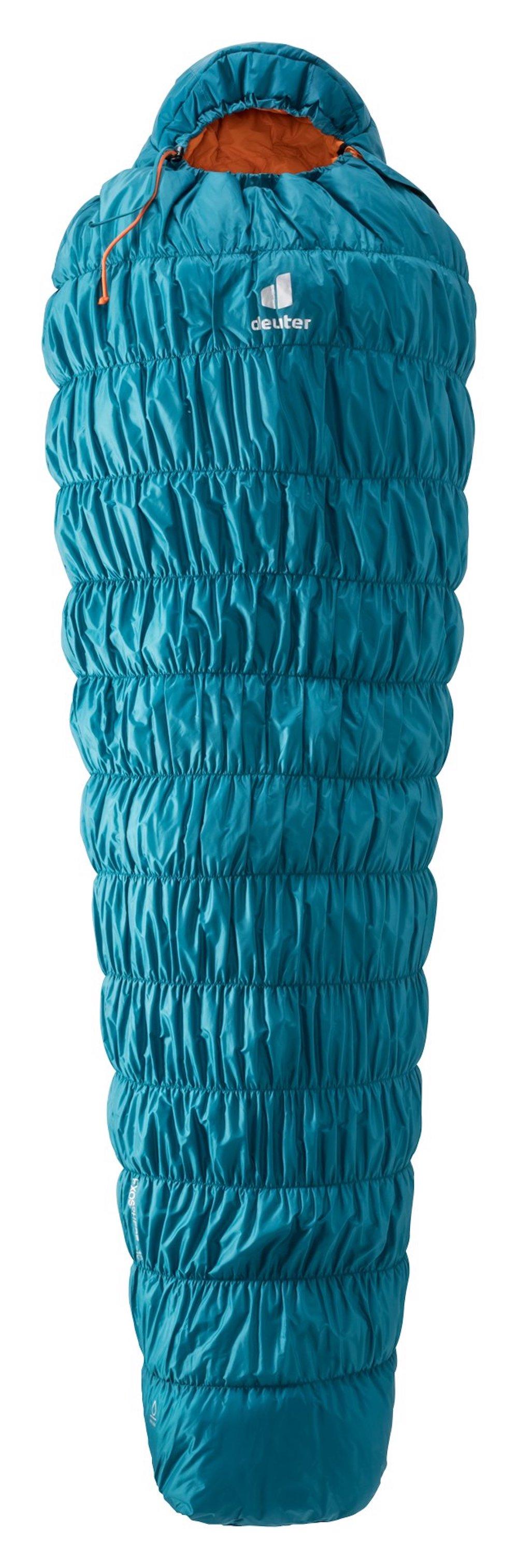 Deuter - Exosphere -10° SL / Zip left, Kunstfaserschlafsack für Frauen