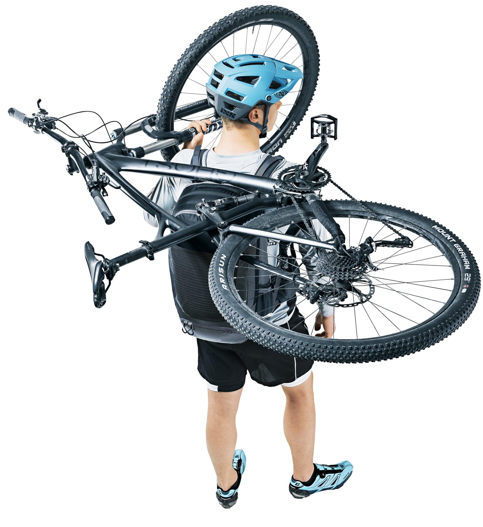 Deuter - Trans Alpine Pro 28, Fahrradrucksack