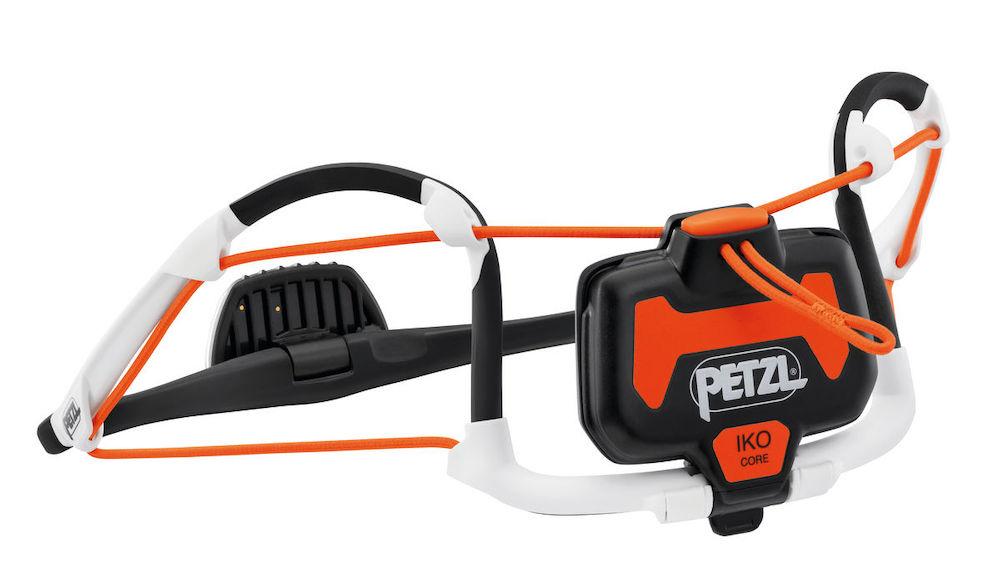 Petzl Iko Core Stirnlampe,  Seitenansicht 2