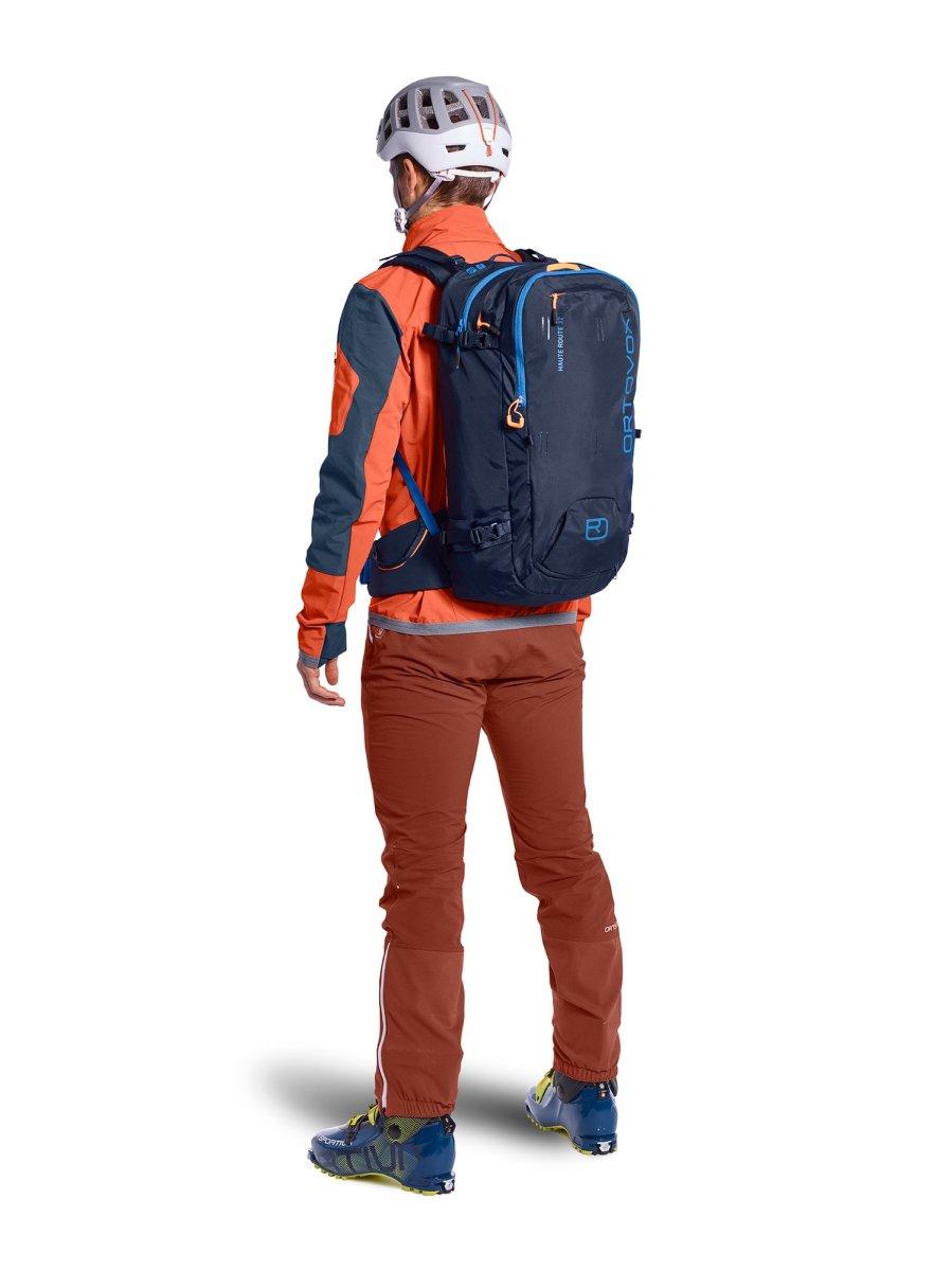 Ortovox - HAUTE ROUTE 32 - Vielseitiger, technischer und bequemer Skitourenrucksack