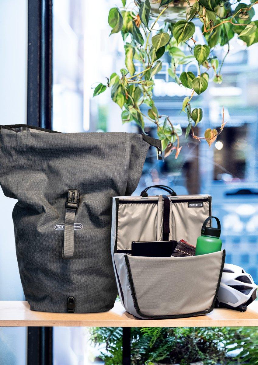 Ortlieb - Commuter Insert For Panniers, Office Organizer für Radtaschen
