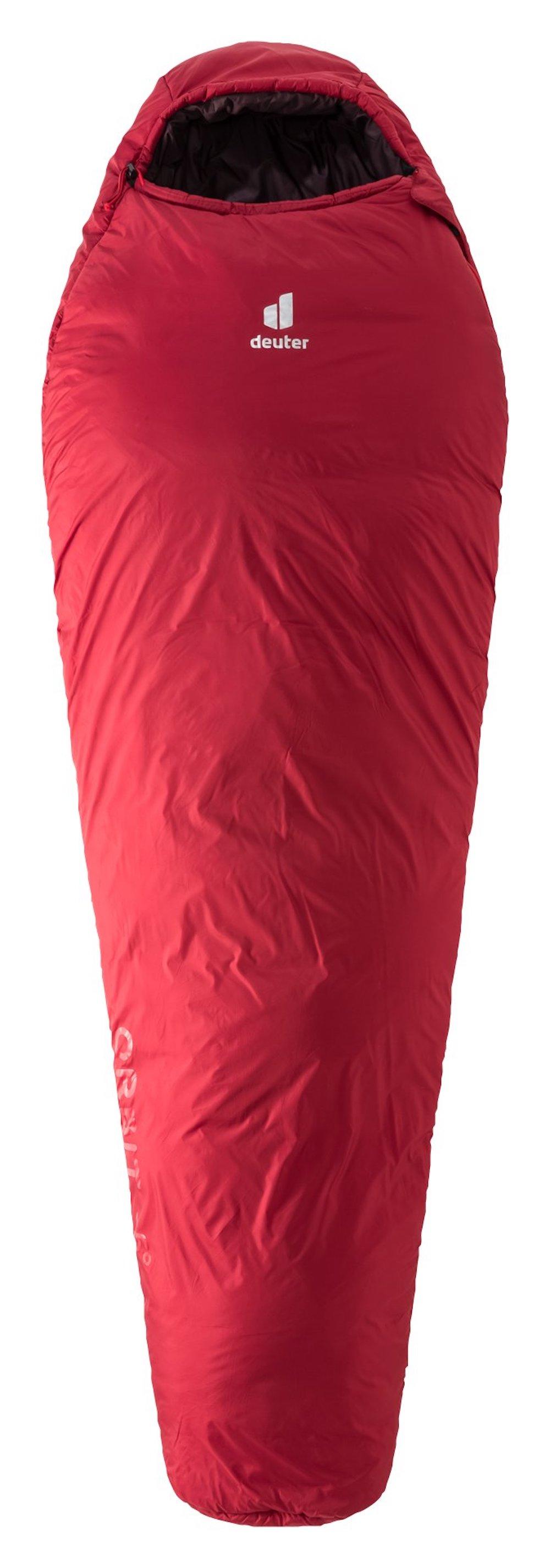 Deuter - Orbit -5° SL / Zip left, Kunstfaserschlafsack für Frauen