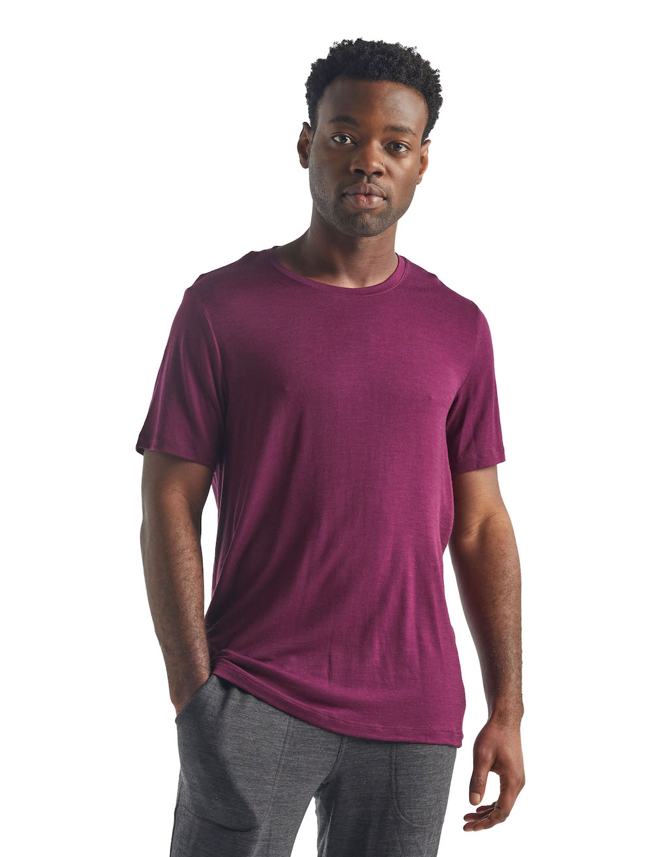 Icebreaker - Merino Tech Lite T-Shirt Herren, T-Shirt