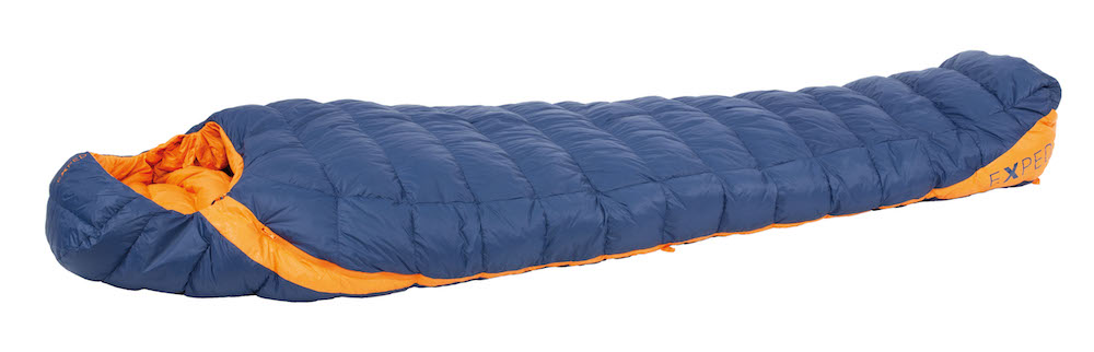 Exped - Comfort 0° M left, Schlafsack