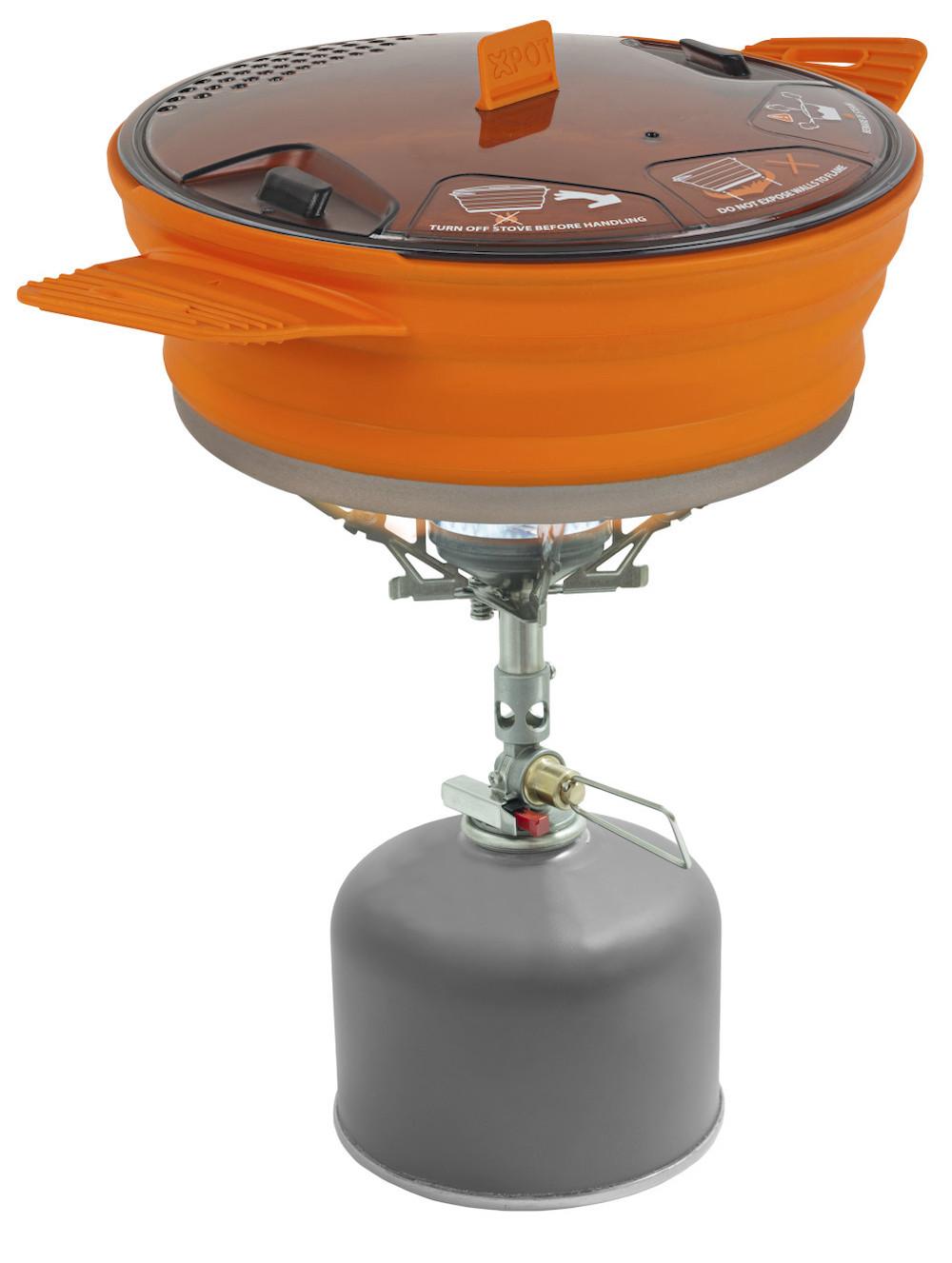 Sea to Summit - X-Pot 1.4 Orange, Detailansicht 3