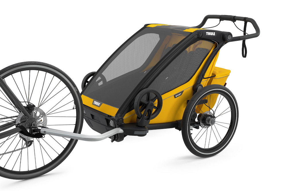 Thule Chariot Sport 2 Spectra Yellow, Detailansicht 1