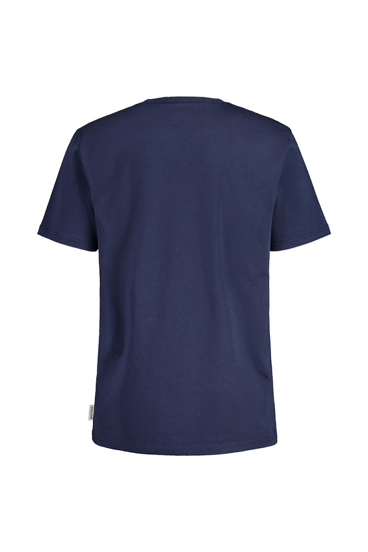 Maloja WeinbirneM. Grey Night Sky T-Shirt, Rückansicht