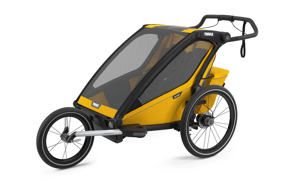 Thule Chariot Sport 2 Spectra Yellow, Detailansicht 3