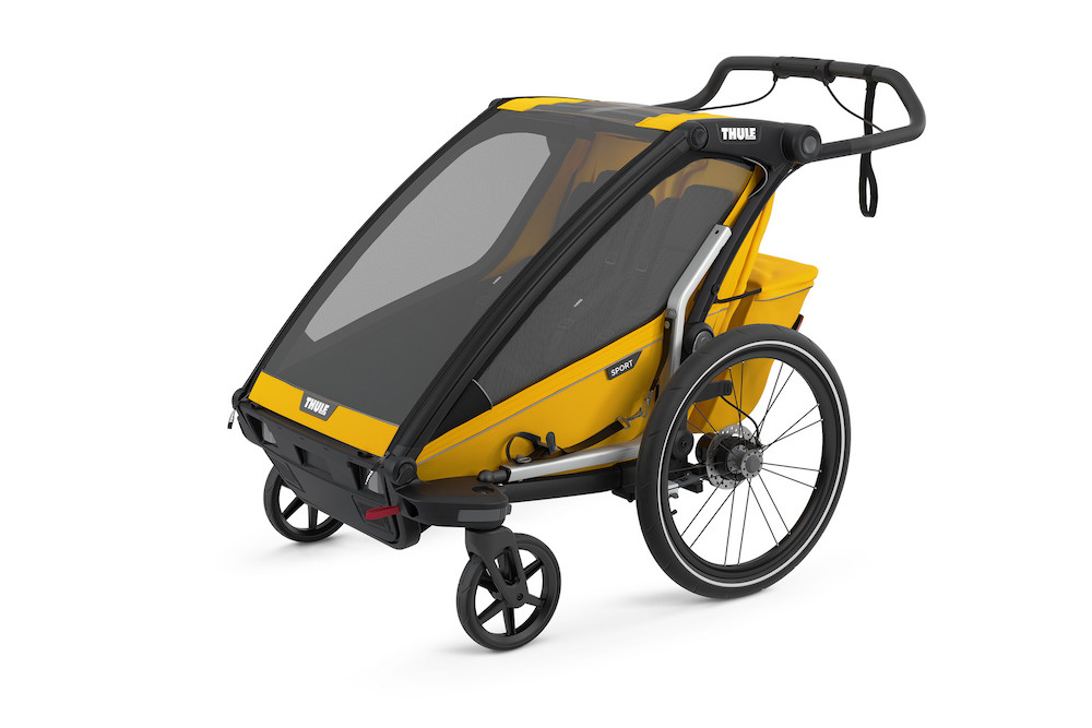 Thule Chariot Sport 2 Spectra Yellow, Detailansicht 2