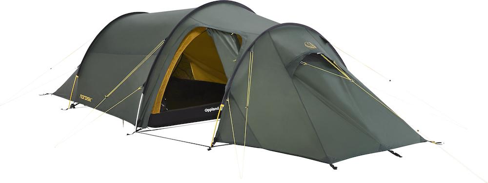 Nordisk - Oppland 2 SI, Zwei-Personen-Zelt