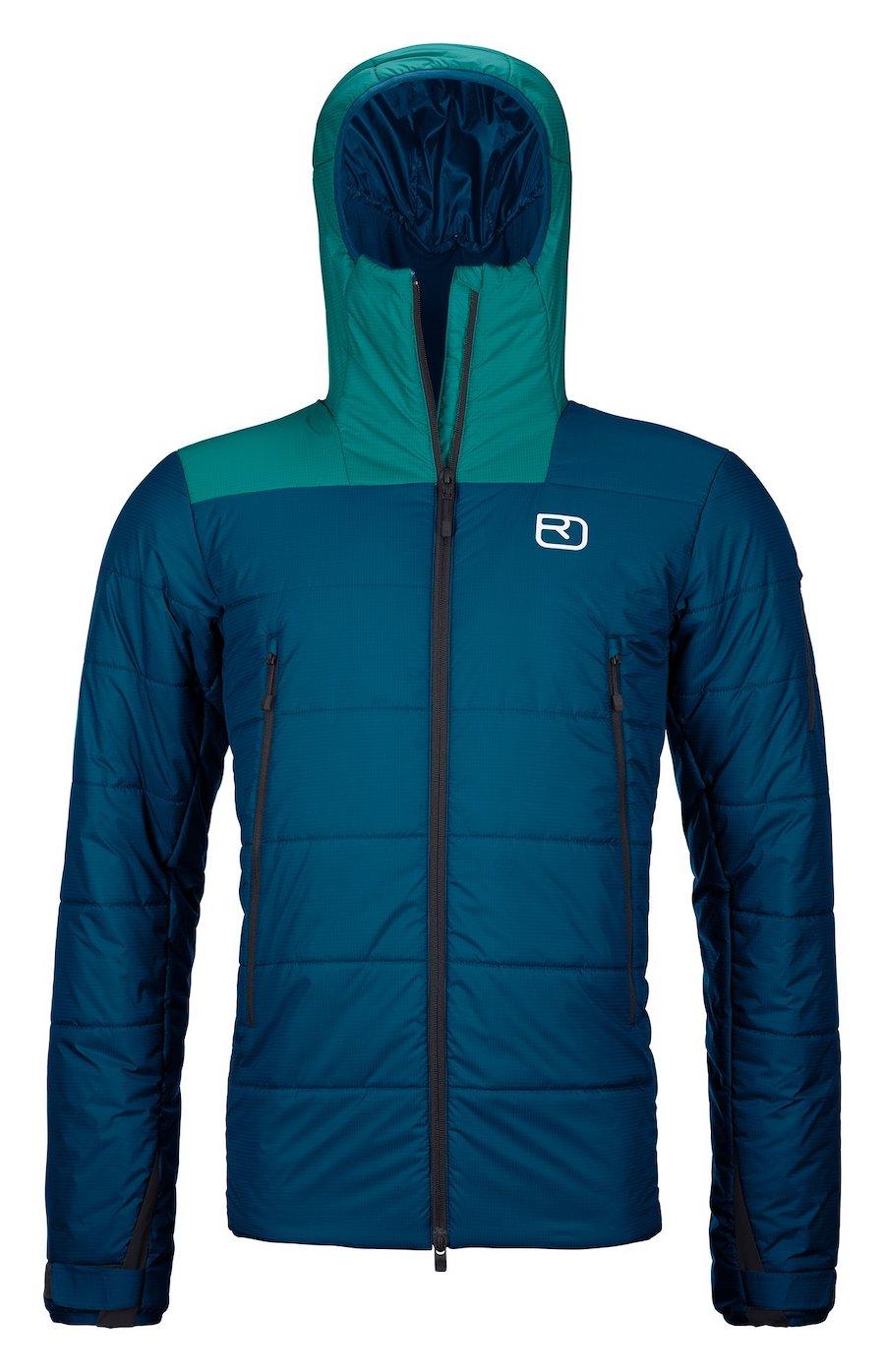Ortovox - Swisswool Zinal Jacket M, Isolationsjacke