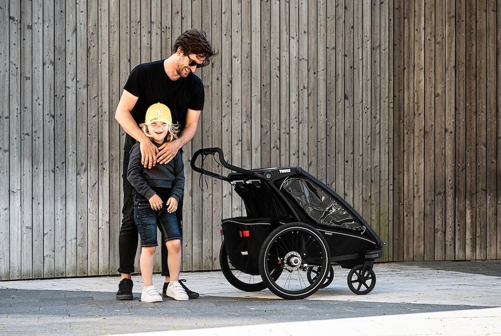 Thule Chariot Sport 1, Liveansicht 3