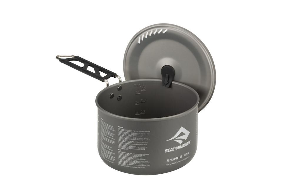 Sea to Summit Alpha Pot Set 2.0 Grey, Detailansicht 8