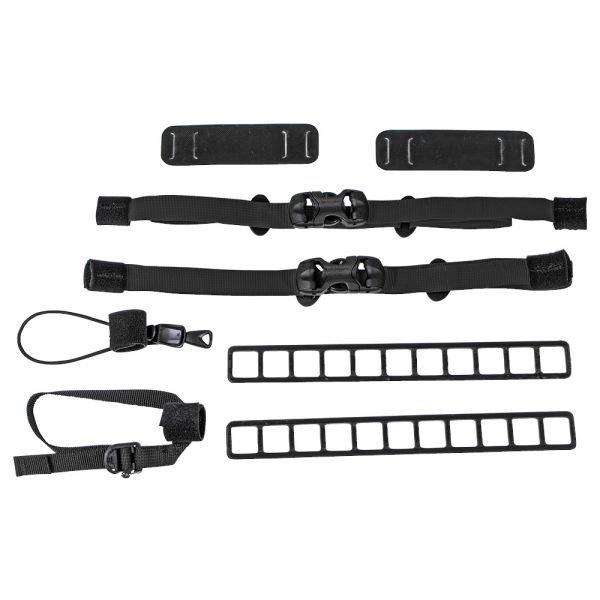 Ortlieb - Attachement kit for Gear, Universalhalterungen