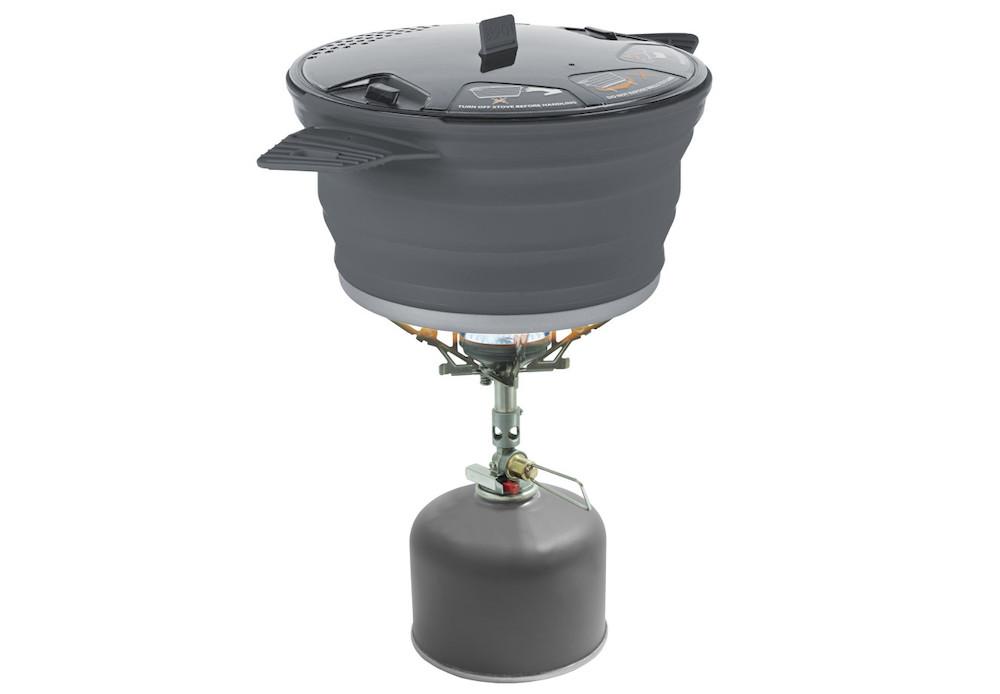 Sea to Summit - X-Pot 2.8 Grey, Detailansicht 2