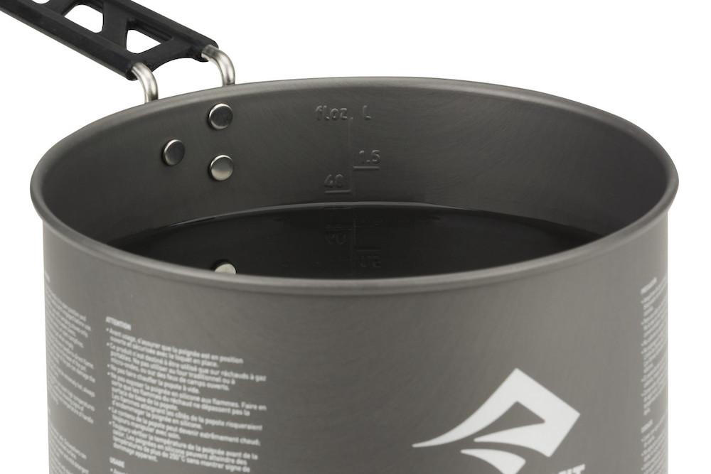 Sea to Summit Alpha Pot Set 2.0 Grey, Detailansicht 12