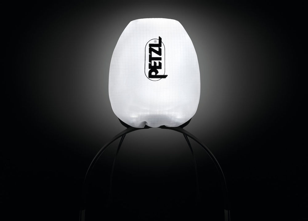 Petzl Iko Core Stirnlampe,  Detailansicht 1