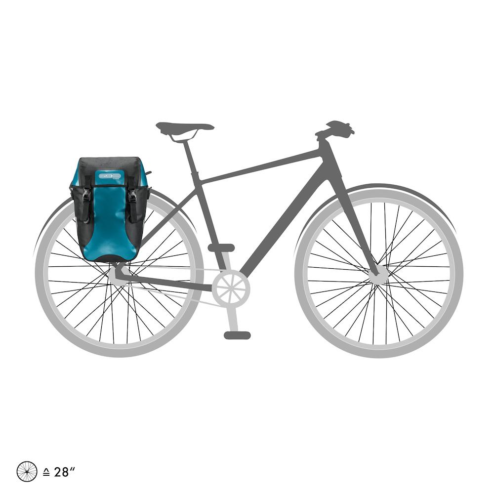 Ortlieb - Bike-Packer Classic (Paar), Fahrradtaschen