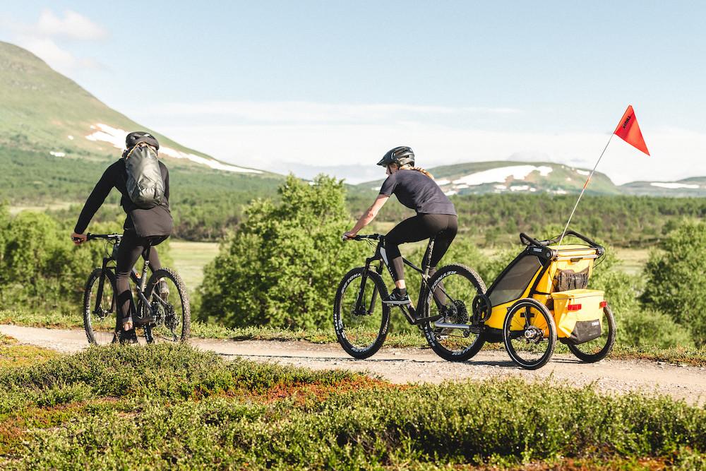 Thule Chariot Sport 2, Liveansicht 2