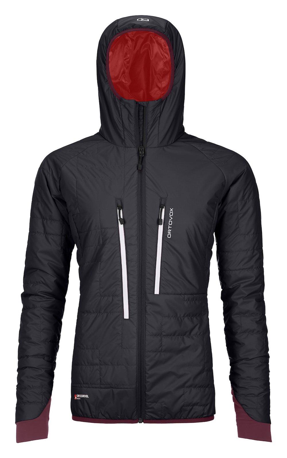 Ortovox - Swisswool Piz Boe Jacket W, Isolationsjacke