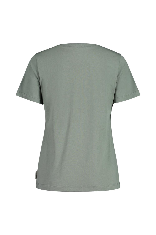 Maloja VogelbeereM. Salvia T-Shirt,  Rückansicht