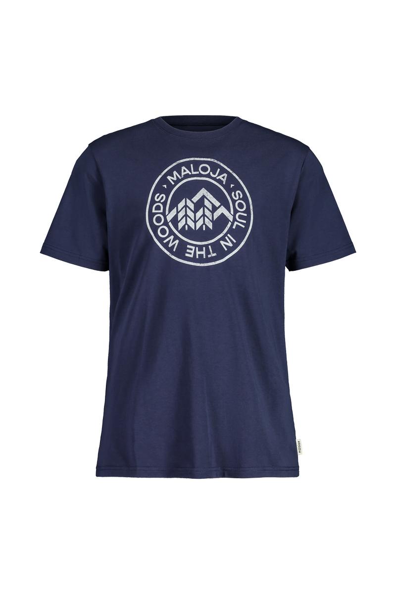 Maloja - RotbirneM., Basic T-Shirt