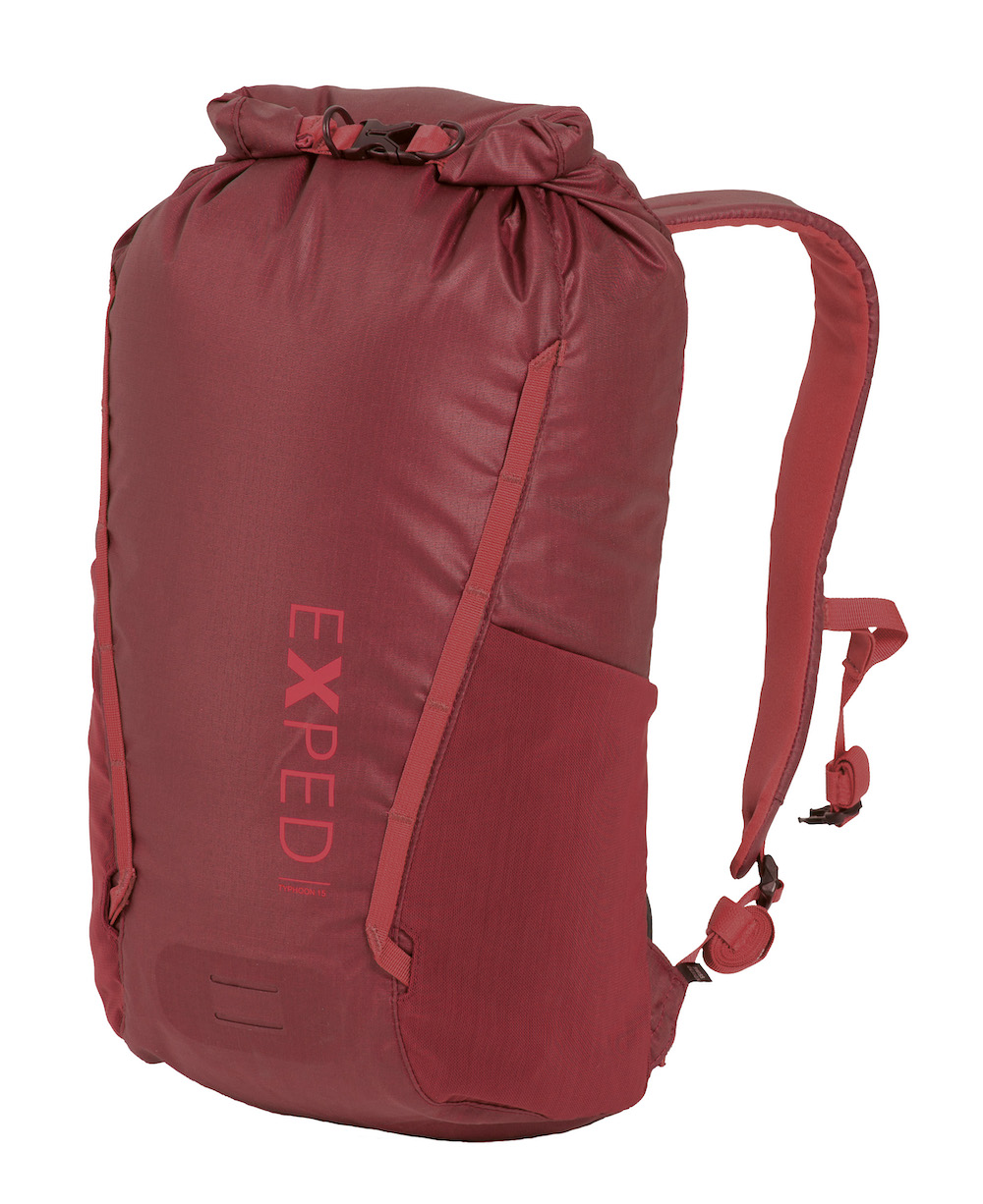 Exped - Typhoon 15, Einkammer-Packsack